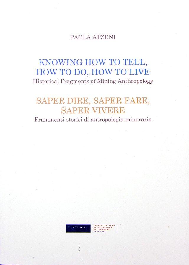 Pubblicazioni: Paola Atzeni - Saper dire, saper fare, saper vivere