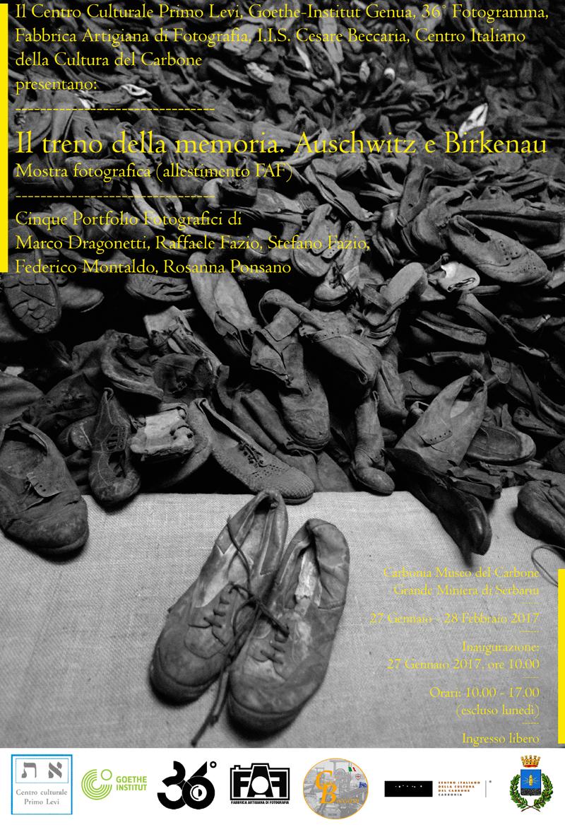 Il treno della memoria. Auschwitz e Birkenau
