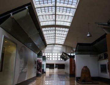 Lampisteria - Museo del Carbone - Grande Miniera di Serbariu, Carbonia