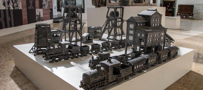 Grande Miniera di Serbariu - Museo del Carbone - Lampisteria