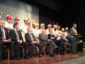 Inaugurazione Museo del Carbone - Grande Miniera di Serbariu