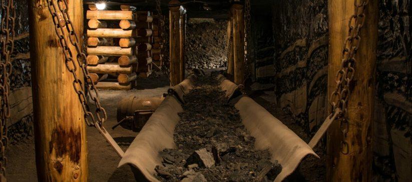 il museo del carbone è aperto