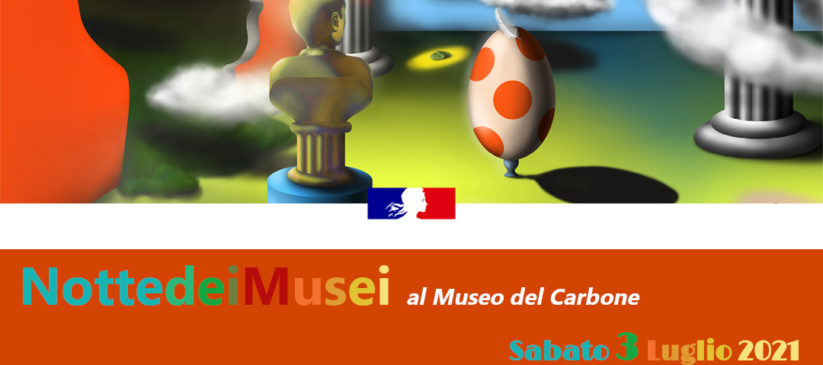 notte dei musei al museo del carbone